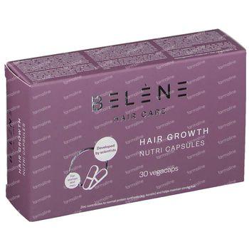 Belène Hair Growth Nutri Capsules 30 capsules
