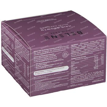 Belène Hair Growth Nutri Capsules 180 capsules