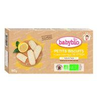 Buiscuits Bébé - Citron 160 g
