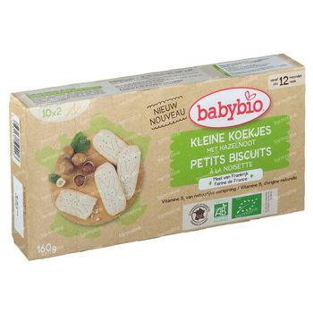 Biscuits Bébé - Noisette 160 g