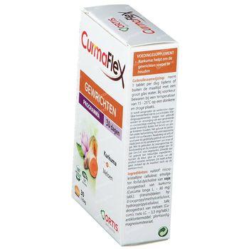 Ortis CurmaFlex 30 comprimés