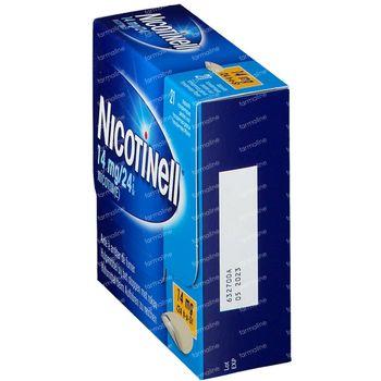 Nicotinell 14mg/24h Pleister voor Transdermaal Gebruik 21 stuks