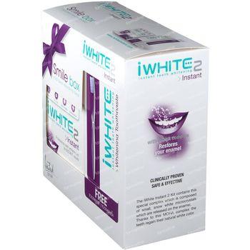 iWhite Instant 2 Smilebox 1 pièce