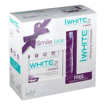 iWhite Instant 2 Smile Box 1 set