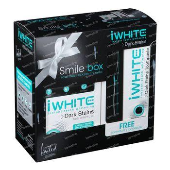 iWhite Dark Stains Smilebox 1 pièce