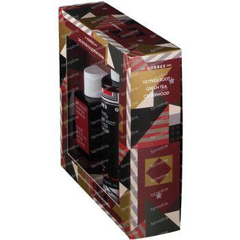 Korres The Fragrance Collection for Him Gift Set 1 set