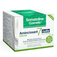 Somatoline Cosmetic 7 Nuits Natural Peau Sensible 400 ml