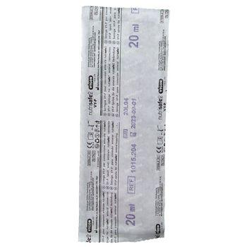 Vygon Nutrisafe 2 Spuit 20ml VY-P Centrisch 001015204 1 pièce