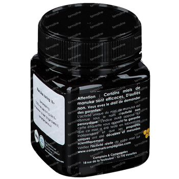Comptoirs & Compagnies Manuka Honing IAA 15+ 250 g