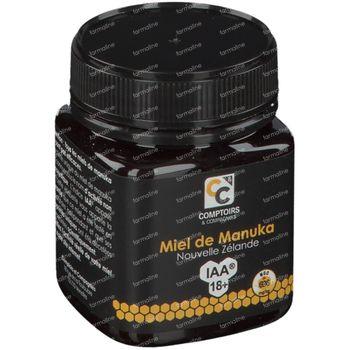 Comptoirs & Compagnies Manuka Honing IAA 18+ 250 g