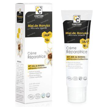 Comptoirs & Compagnies Herstellende Crème 40% Manuka Honing 40 ml