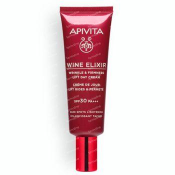 Apivita Wine Elixir Crème de Jour Anti-Rides & Fermeté SPF30 40 ml
