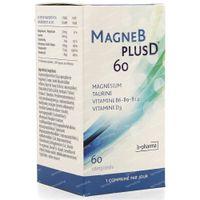 Magne B Plus D 60  comprimés