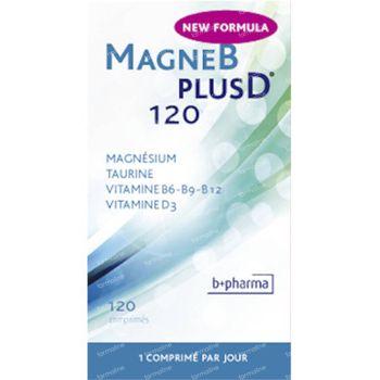 MagneB PlusD 120 tabletten