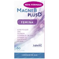 MagneB PlusD Femina 60  comprimés