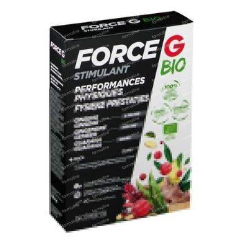 Nutrisanté Force G Bio Stimulant 20 ampoules