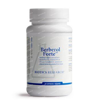 Berberol Forte 60 capsules