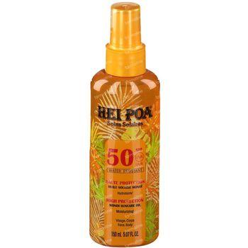 Hei Poa Monoi Suncare Oil SPF50 150 ml