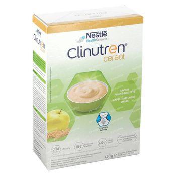 Clinutren Cereal Pomme - Noisette 450 g