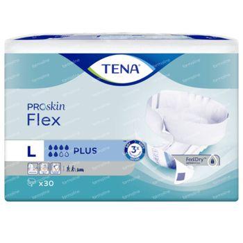 TENA ProSkin Flex Plus Large 30 pièces