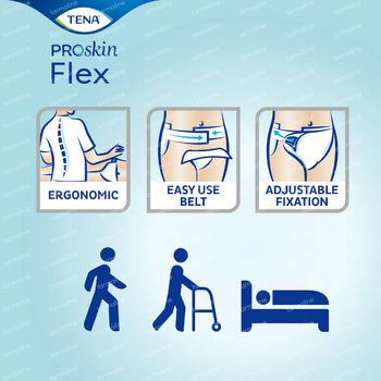 TENA ProSkin Flex Maxi Large 22 pièces