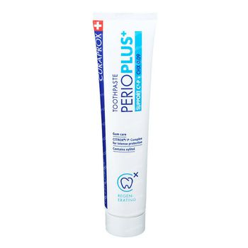 Curaprox Perio Plus+ Support Dentifrice 75 ml