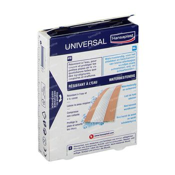 Hansaplast Universal 1 m x 6 cm 1 pièce