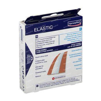 Hansaplast Elastic 1m x 8cm 1 stuk