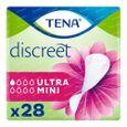 TENA Discreet Ultra Mini 28 pièces