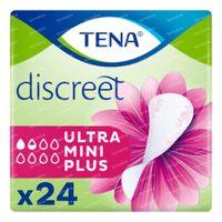 TENA Discreet Ultra Mini Plus 24 pièces