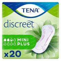 TENA Discreet Mini Plus 20 stuks