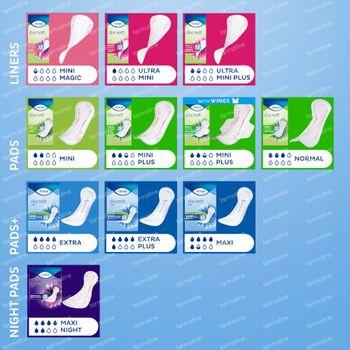 TENA Discreet Maxi 12 pièces