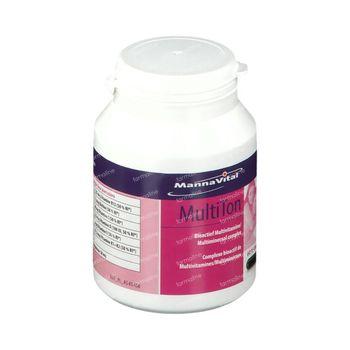 Mannavital Multiton 60 comprimés