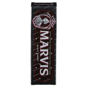 Marvis Dentifrice Black Forest 75 ml