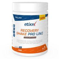 Etixx Recovery Shake Pro Line Chocolade 1000 g