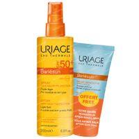 Uriage Bariésun Spray SPF50+ + Herstellende Aftersun Balsem GRATIS 1  set