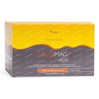 Calcimag CA 1000mg/D3 880UI/mg 450mg Orange 90  sachets