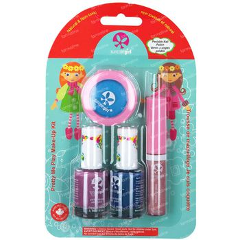 SuncoatGirl Gift Set Pretty Me Play Make-Up Kit Mermaid 1 set