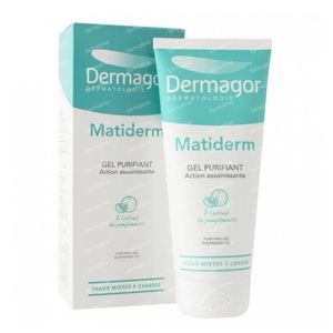 Dermagor Reinigende Gel 200 ml gel