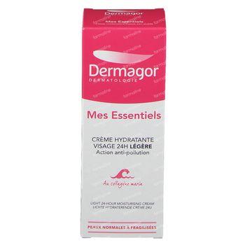Dermagor Mes Essentiels Lichte Hydraterende Crème 24h 40 ml