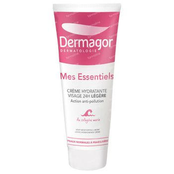 Dermagor Mes Essentiels Crème Hydratante Légère 24h 40 ml