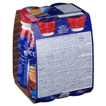 Delical HP HC Boisson Concentré Caramel 4x200 ml