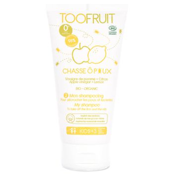 TOOFRUIT Chasse Ô Poux Mon Shampooing 150 ml