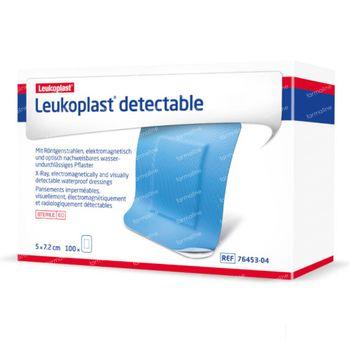 Leukoplast Detectable 5x7,2cm 100 stuks