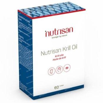 Nutrisan Krill Oil 60 capsules