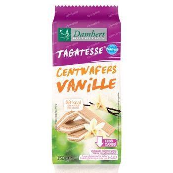 Damhert Centwafers Vanille 150 g