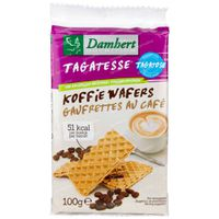 Damhert Koffiewafers Low Carb 100 g