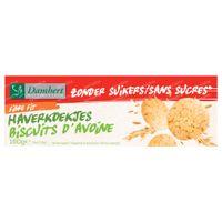 Damhert Biscuits d'avoine Sans Sucres 160 g