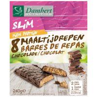 Damhert Slim Maaltijdreep Chocolade High Protein 240 g