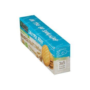 Damhert Lactose Free Haverkoekjes Bio 110 g